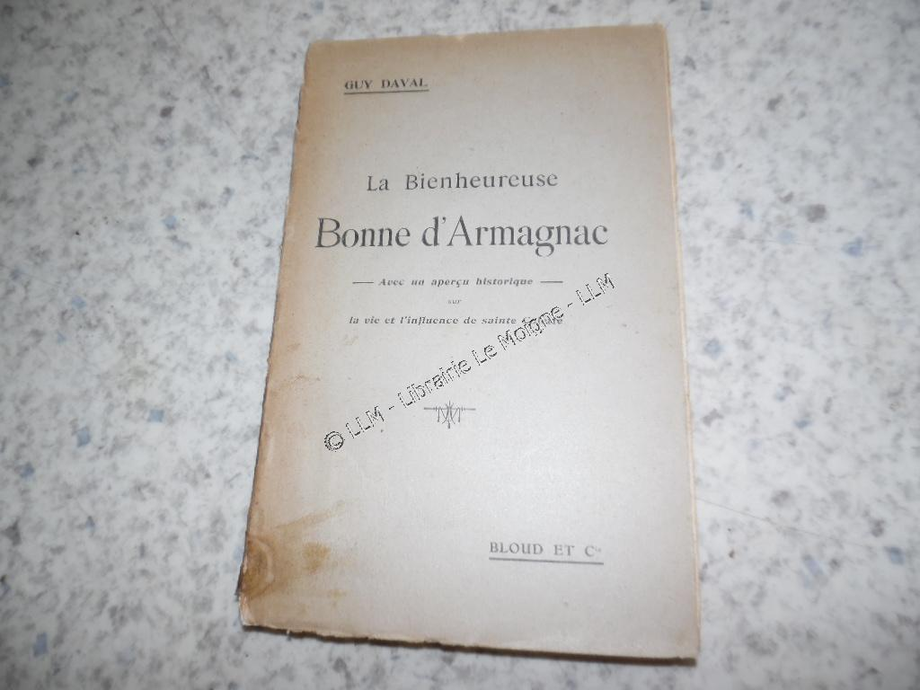Bonne of Armagnac